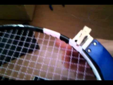 Stabilizzatore racchetta Badminton