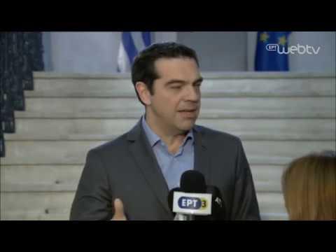 Δηλώσεις μετά την ολοκλήρωση της σύσκεψης με Δημάρχους της Θεσσαλονίκης