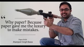 What paper can build | Atamjeet Singh Bawa