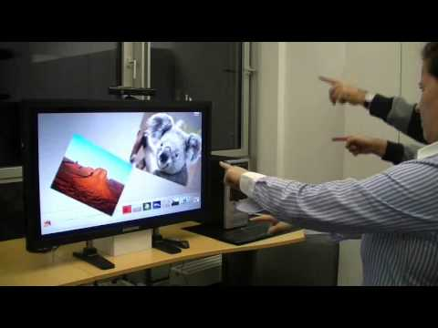 Kinect Controls Windows 7