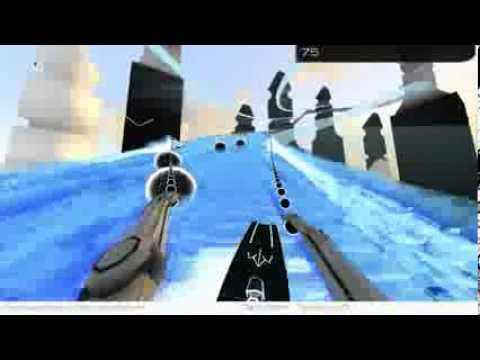 Обзор Audiosurf 2 - Early Acces