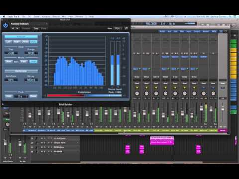Logic Pro X - #76 - Mixing (part18): Finishing the Mix, Final Thoughts Before Mastering