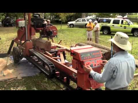 Watch this video to get a complete look at how sawmilling is done! Peter Nyberg operates CT Logs to Lumber, providing custom milling services in Connecticut and Rhode Island. He narrates this video to show you how he saws his logs with his LT40 Hydraulic sawmill. His website is www.ctlogs2lumber.com. Photography by Jonathan D. Nyberg.