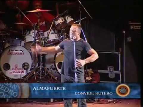 Almafuerte video Convide rutero - San Pedro Rock II / Argentina 2004