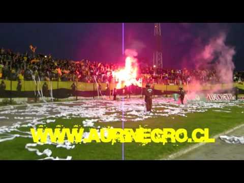 hijas Coquimbo Unido Copa Chile 2011 Salida AHP - Al Hueso Pirata - Coquimbo Unido
