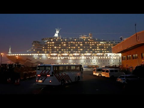 Quarantäne in Japan: 355 Coronavirus-Infizierte an Bord von »Diamond Princess«