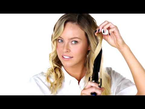 How To: Beach Waves for Straight Hair