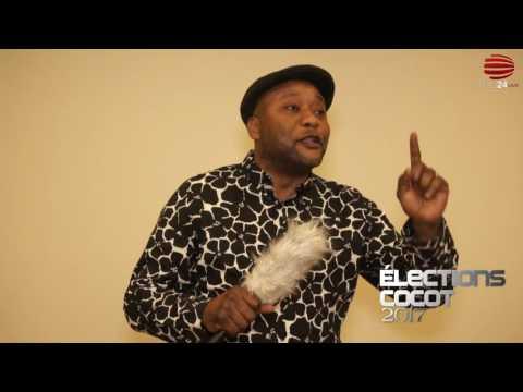 TÉLÉ 24 LIVE: Élections Cocot 2017 Annuler /  Mbutu Mbutu