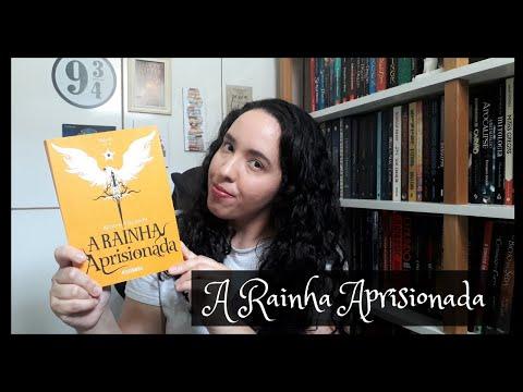 A Rainha Aprisionada (Trilogia Iskari 2), Kristen Ciccarelli | Um Livro e Só