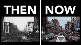 Download Lagu New York Now and Then: 1873 vs 2014 Mp3