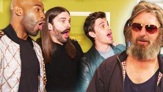 The 'Queer Eye' Guys Makeover Corden's Guitarist