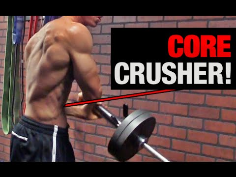 Exercise - Get abs like an athlete and build a powerful core here http://athleanx.com/x/core-power-here Ab exercises are a dime a dozen. You can probably think of over 100 of them if you really sat...