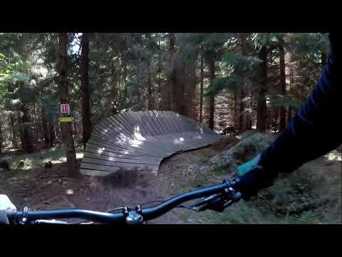 Bikepark Kopřivná Gravity Line 2018