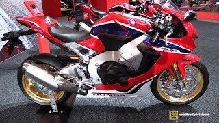 10. 2018 Honda CBR1000RR SP - Walkaround - 2018 Toronto Motorcycle Show