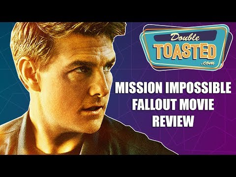 MISSION IMPOSSIBLE FALLOUT MOVIE REVIEW - Best of the Series?!