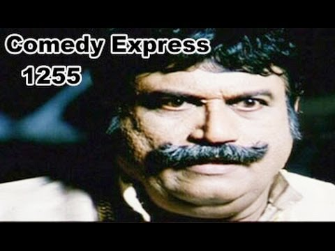 Comedy Express 1255 || Back to Back || Telugu Comedy Scenes