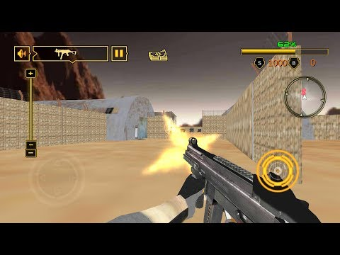 Commando 2 FPS (by FUNZOFT OPERATIONS INC) Android Gameplay [HD]