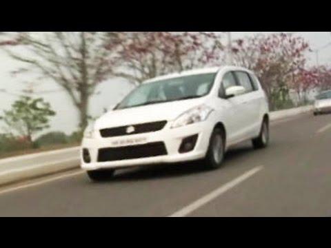 Raftaar's review of Maruti Suzuki Ertiga, Toyota Innova