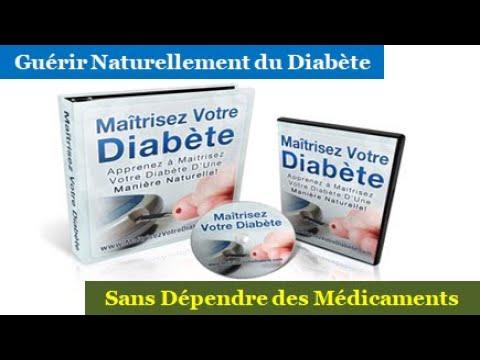comment soigner le diabete