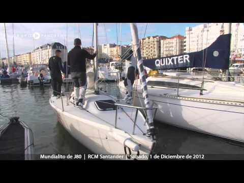 RCM Santander- Mundialito de J80 2012 Sabado