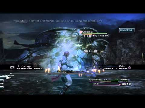 preview-Let\'s Play Final Fantasy XIII #019 - Dr. Odine on Steroids (HCBailly)