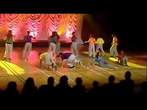 Pine Ridge Secondary School Hip Hop Class