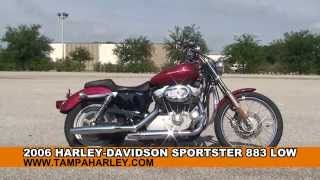 4. Used 2006 Harley Davidson 883 Sportster for Sale