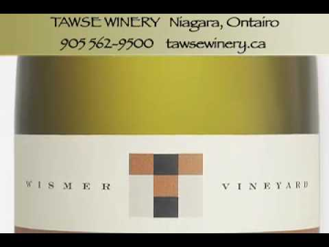 NIAGARA WINERY TOURS video – Tawse Winery Niagara, Ontario 905 562-9500