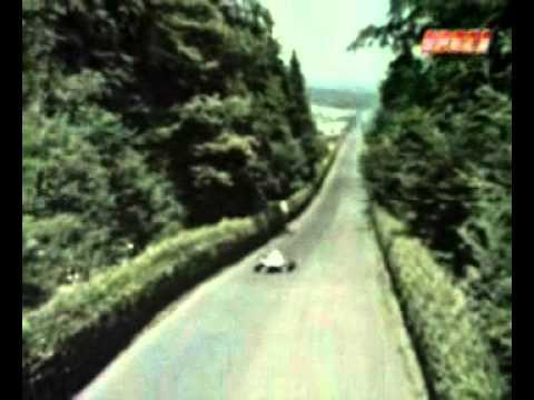 F1 1967 Nürburgring Nordschleife - Legends Of Motorsport - The Ring Masters *Part 2*