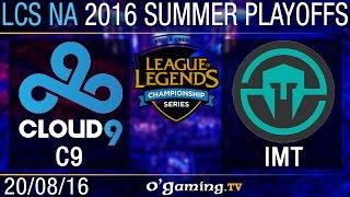 Demi-finale 1 - LCS NA Summer Split 2016 - Playoffs