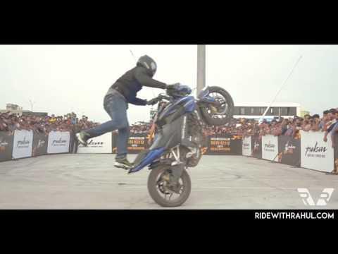 Video Bajaj Pulsar Stunt Mania 2016 Kolkata Edition download in MP3, 3GP, MP4, WEBM, AVI, FLV January 2017