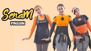 Senam Kreasi Gerakan Pinguin Dance Fun Banget !   Senam Aerobik
