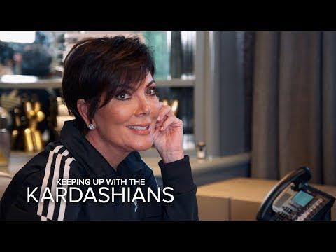 KUWTK   Kourtney Kardashian Sets Kris Straight on Scott Disick's Ways   E!