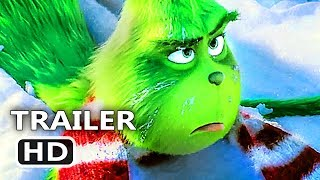 Video THE GRINCH Official Trailer (2018) Animation Movie HD MP3, 3GP, MP4, WEBM, AVI, FLV Juni 2018