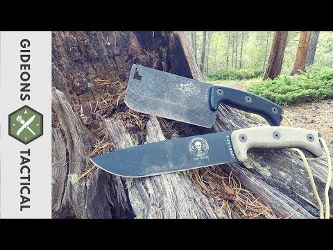 Esee Cleaver Vs. Junglas Ii