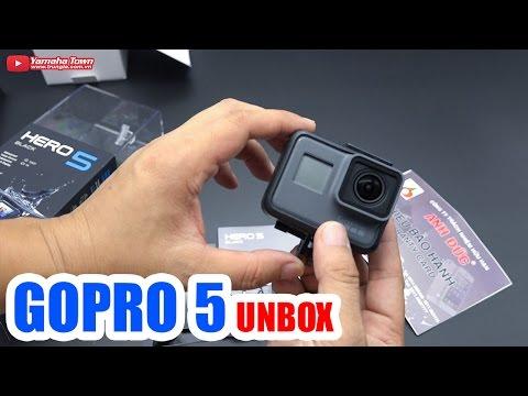 GoPro Hero  Black Unbox ▶ Chơi xe không thể thiếu!