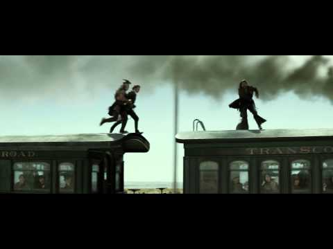 The Lone Ranger Clip 'End of the Line'