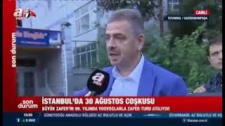 Gaziosmanpaşa'da 30 Ağustos Coşkusu - A Haber