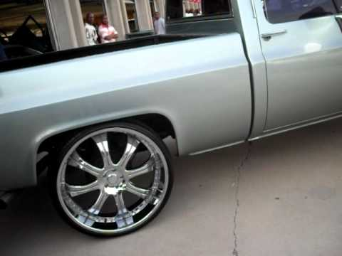 Shawt Bed on 28s