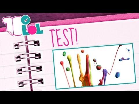 test: che colore sei? scopri la tua personalità.