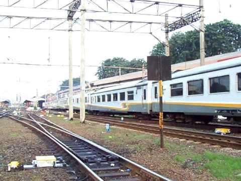 Railway Kereta Api : Jatinegara Curve series