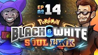 Pokémon Black & White Soul Link Randomized Nuzlocke w/ ShadyPenguinn! - Ep 14 Just My Luck? by King Nappy