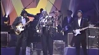 Video B.B. King, Jeff Beck, Eric Clapton, Albert Collins & Buddy Guy in Apollo Theater 1993 Part 2 MP3, 3GP, MP4, WEBM, AVI, FLV Januari 2019
