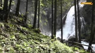 Golling an der Salzach Austria  city photos : Gollinger Wasserfall Golling bei Salzburg Österreich Austria im Tennengau