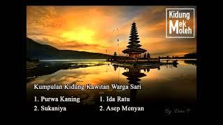 Video Kumpulanan Kidung Kawitan Warga Sari MP3, 3GP, MP4, WEBM, AVI, FLV November 2018