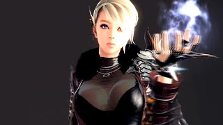 Mabinogi Heroes (Vindictus): Arisha Sexy Dance, Armor, Lingerie And More (Test Server KR)
