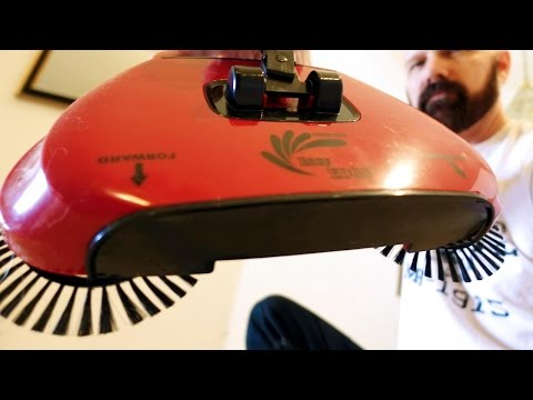 Easy Edge Review: Testing the Original Spin Broom