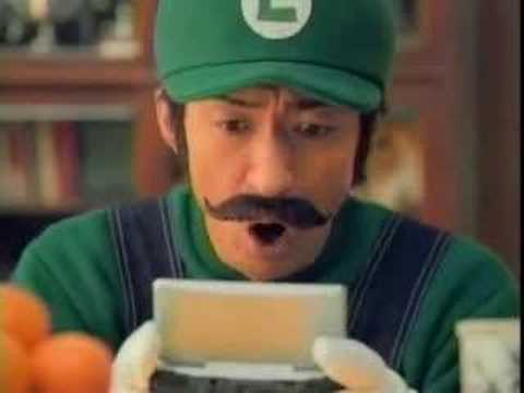 Collection - Live Action Nintendo ads