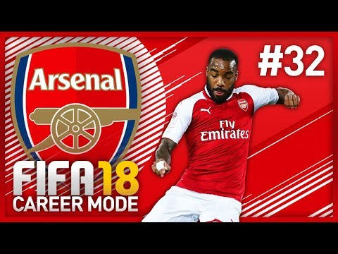 CHELSEA & JUVENTUS! FIFA 18 ARSENAL CAREER MODE - EPISODE #32