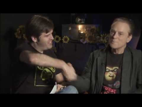dourif - Curse of Chucky star Brad Dourif talks to B-Movies Podcast host Witney Seibold on the set of the latest Child's Play sequel. CRAVEONLINE: http://www.craveonl...